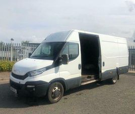56000 MILES IVECO DAILY X LWB 3LTR DIESEL 6 SPEED