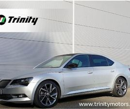 SKODA SUPERB SPORTLINE 2.0 TDI 150 HP STUNNING CA FOR SALE IN WICKLOW FOR €33,950 ON DONED