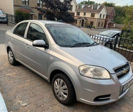 AVEO 1.2 PETROL NEW NCT 08/22 ONLY 89KM FOR SALE IN DUBLIN FOR €2,995 ON DONEDEAL