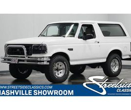 FOR SALE: 1995 FORD BRONCO IN LAVERGNE, TENNESSEE