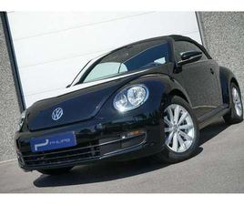 VOLKSWAGEN BEETLE 1.2 TSI BMT APP CONNECT / DAB+ / CAMERA / AIRCO