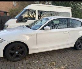 BMW 118D ZU VERKAUFEN