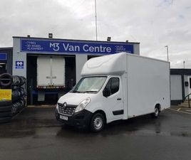 RENAULT MASTER, 2018 FOR SALE IN DUBLIN FOR €UNDEFINED ON DONEDEAL