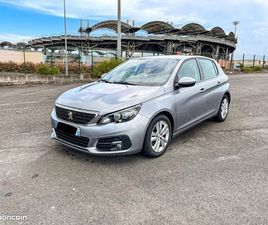PEUGEOT 308 PHASE II 1,6L 100 CH (11/2017) 60000 KM CT OK ET VIERGE