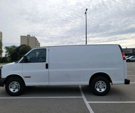 2011 CHEVROLET EXPRESS BOX VAN   CARS & TRUCKS   HAMILTON   KIJIJI