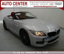 SILVER COLOR 2011 BMW Z4 SDRIVE35IS FOR SALE IN WAYZATA, MN 55391. VIN IS WBALM1C56BE39397
