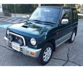 1995 MITSUBISHI PAJERO MINI 4X4