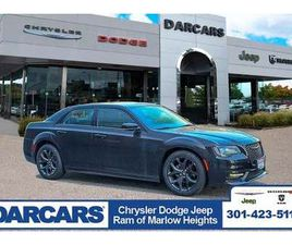 BRAND NEW BLACK COLOR 2021 CHRYSLER 300 TOURING FOR SALE IN TEMPLE HILLS, MD 20746. VIN IS