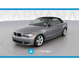 GRAY COLOR 2011 BMW 1 SERIES 128I FOR SALE IN SALISBURY, MD 21801. VIN IS WBAUL7C56BVM8109