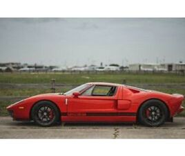 2006 FORD FORD GT GT-40