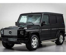 MERCEDES-BENZ G 55 AMG BTW AUTO, FISCALE WAARDE € 22.000,- (