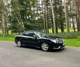 SAAB 93 PETROL CONVERTIBLE FOR SALE IN KILDARE FOR €7,950 ON DONEDEAL