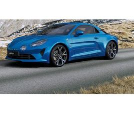 ALPINE A110 1.8 TURBO PURE DCT 2DR