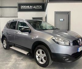 NISSAN QASHQAI +2, 2012 1.5XE 7 SEATER FOR SALE IN WATERFORD FOR €8,750 ON DONEDEAL