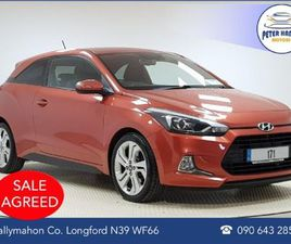 HYUNDAI I20 SPORT NAV T-GDI 120 FOR SALE IN LONGFORD FOR €13,900 ON DONEDEAL