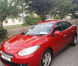 RENAULT FLUENCE 2011 NEW NCT AND TAX 180KM FOR SALE IN LAOIS FOR €3,500 ON DONEDEAL