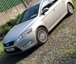 **09 FORD MONDEO NCT 9/22** FOR SALE IN KILKENNY FOR €1,750 ON DONEDEAL