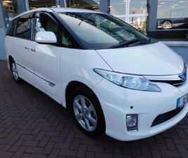 TOYOTA ESTIMA 2.5 HYBRID ACTIVE 5 DOOR AUTOMATIC FOR SALE IN DUBLIN FOR €UNDEFINED ON DONE