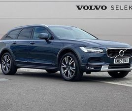 VOLVO V90 2.0 D4 CROSS COUNTRY PLUS 5DR AWD GEARTRONIC