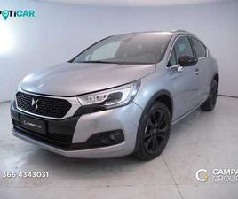 DS 4 CROSSBACK BLUEHDI 120 S&S SO CHIC