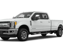 KING RANCH CREW CAB 6.75' BED 4WD