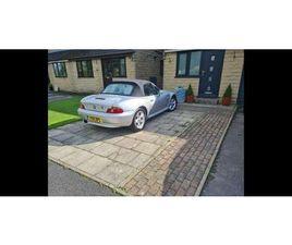 BMW, Z3, CONVERTIBLE, 1999, MANUAL, 1991 (CC), 2 DOORS