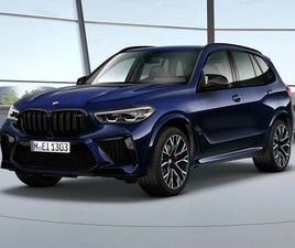 BMW X5 M 4.4I V8 COMPETITION AUTO XDRIVE (S/S) 5DR