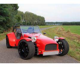 SYLVA STRIKER MK2 / ROAD LEGAL RACECAR / KITCAR / NL KENTEKEN