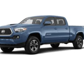 TRD SPORT DOUBLE CAB 5' BED V6 4WD MANUAL
