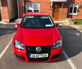 GOLF TSI 140 BHP FOR SALE IN DUBLIN FOR €3,200 ON DONEDEAL