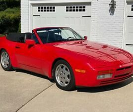 1990 PORSCHE 944 S2 3.0 TWIN CAM