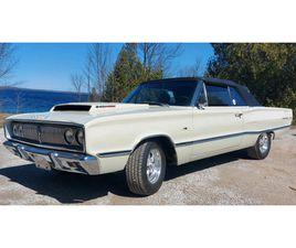1967 CORONET 440 CONVERTIBLE | CLASSIC CARS | CALGARY | KIJIJI