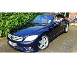MERCEDES CL500 AMG EDITION