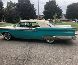 1959 FORD GALAXIE CONVERTIBLE | CLASSIC CARS | KITCHENER / WATERLOO | KIJIJI