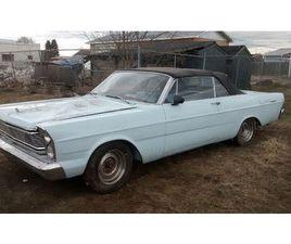 1965 FORD GALAXIE 500 CONVERTIBLE | CLASSIC CARS | THUNDER BAY | KIJIJI