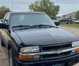 2003 CHEVY S10 4.3L 4X4   CARS & TRUCKS   EDMONTON   KIJIJI