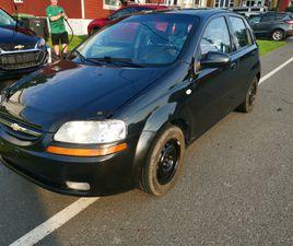 AVEO LT   CARS & TRUCKS   THETFORD MINES   KIJIJI