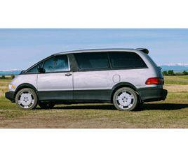 1991 TOYOTA PREVIA - RWD 5-SPEED MANUAL | CARS & TRUCKS | CALGARY | KIJIJI