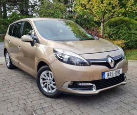 RENAULT GRAND SCENIC, 1.5 DCI DYNAMIQUE, 2014 FOR SALE IN KILKENNY FOR €10,950 ON DONEDEAL