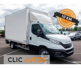IVECO DAILY III 35C16H 3.0 4100 20M3 160 CH GRAND VOLUME - 21384 DE REMISE SOIT 31% BLANC