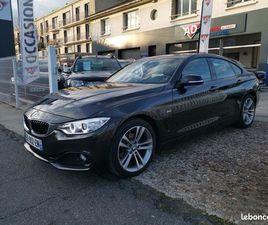 SUPERBE BMW SERIE 4 GRAN COUPE (F36) BOITE AUTOMATIQUE