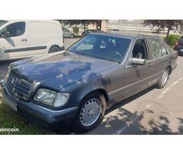 MERCEDES W140 350 TURBODIESEL 07/1995