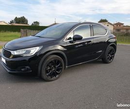 DS DS4 CROSSBACK 1.6 HDI SPORT CHIC120 CV