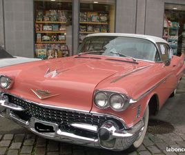 CADILLAC COUPE 58