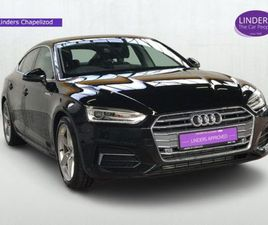 AUDI A5 SPORT 35 TFSI FLYER FOR SALE IN DUBLIN FOR €40,994 ON DONEDEAL