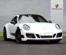 PORSCHE 911 GTS 2DR PDK [991] CARRERA 4 COUPE