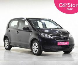 SKODA CITIGO AMBITION 1.0MPI 60HP AS FOR SALE IN CORK FOR €10,890 ON DONEDEAL