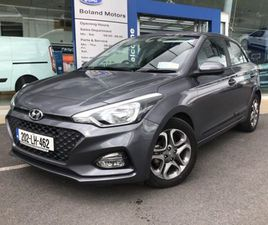 HYUNDAI I20 DELUXE PLUS PETROL FOR SALE IN WEXFORD FOR €17,995 ON DONEDEAL