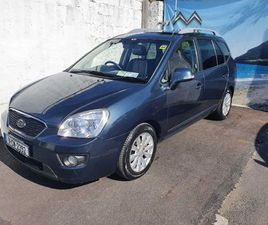 KIA CARENS, 2011, 7 SEATER, 1.6D FOR SALE IN DUBLIN FOR €4,950 ON DONEDEAL