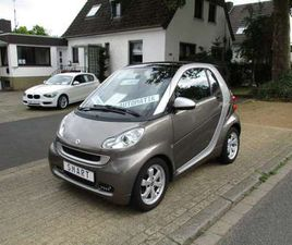 SMART FORTWO COUPE SOFTOUCH PASSION AUTOMATIC, KLIMA, GEPFLEGT!